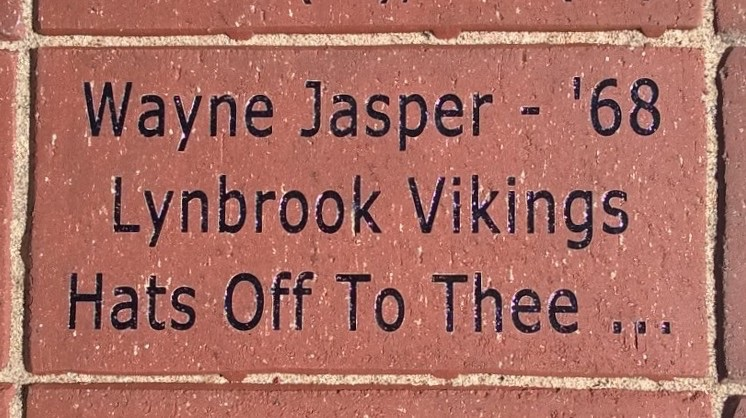 Wayne's Brick